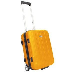 Traveler's Choice Rome 21in Hard-shell Carry-On Upright