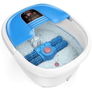 $59.99 (原价$89.99)Arealer 全自动多功能足浴盆,美亚4.7星好评