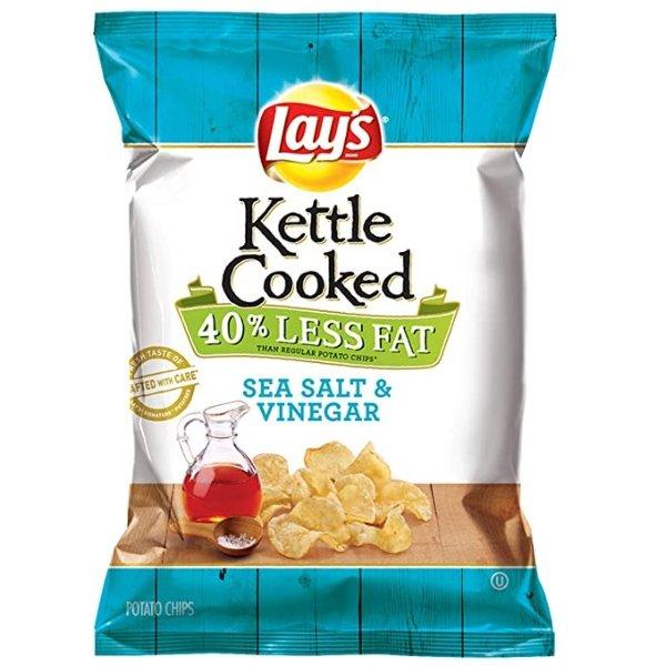 Kettle 醋味盐烤薯片 64袋