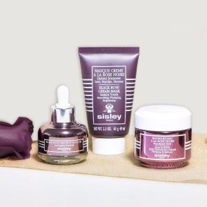 FREE Black Rose Cream MaskEnding Soon: Sisley Paris Black Rose Skin Sale