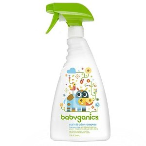 BabyGanics32 oz. Fragrance-Free Stain Remover