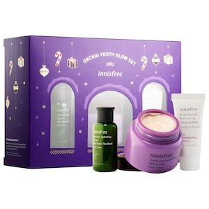 Orchid Youth Glow Set - innisfree | Sephora