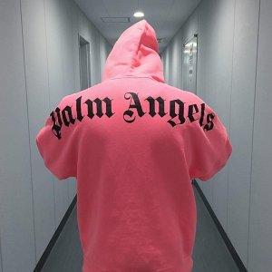 低至4折+ 额外8折 上衣$24起潮牌专场,收Palm Angels卫衣、BalmainT恤