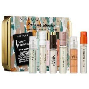 Fall Perfume Travel Sampler - Sephora Favorites | Sephora