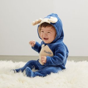 My 1st Years20% Off for $100+Personalized Moose Fleece Onesie