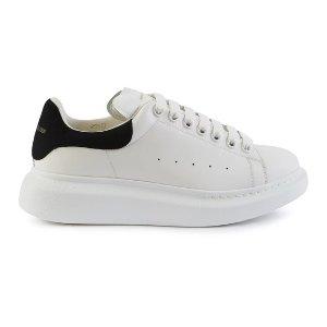 Alexander McQueen35,38-40黑尾小白鞋