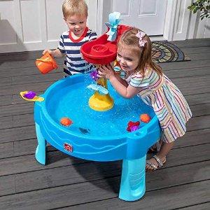 $77.17 (原价$115)Step 2 儿童戏水游戏桌   降温玩乐夏日必备
