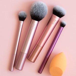 Real Techniques 美妆工具全线热促 好底妆要有好工具