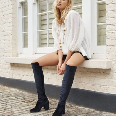 3e90b83f355 Select Stuart Weitzman Boots on Sale   Neiman Marcus Last Call Extra 35%  Off - Dealmoon