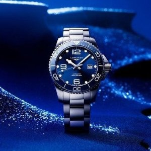 Extra $50 OffDealmoon Exclusive: LONGINES HydroConquest Automatic Men's Watches
