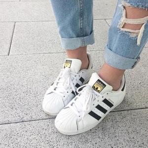 低至5折+额外8折,80s、Slip-on都参加Adidas官网:精选多款Superstar系列经典运动鞋热卖