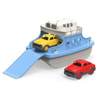 Green Toys 运输船洗澡玩具