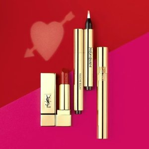 最高立减$275YSL 美妆产品热卖 入唇膏、粉底液