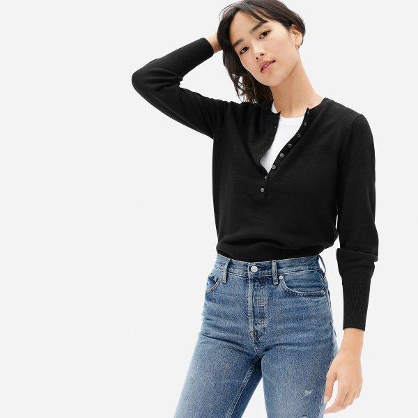 羊绒针织衫
