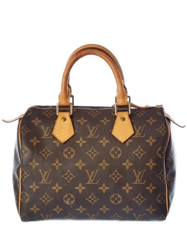 Louis Vuitton 老花Speedy 25