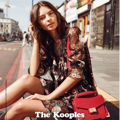 低至5折 £139收蕾丝连衣裙折扣升级:The Kooples 惊喜大促上线 仙女裙在线等你 出门回头都看你