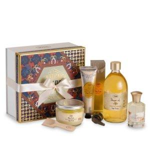 Sabon沐浴礼盒