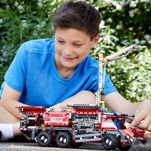 现价£60(原价£79.99)LEGO 乐高 科技系列 42068 机场救援车