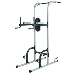 Gold's Gym XR 10.9 Power Tower with Push-Up, Pull-Up & Dip Stations - Walmart.com - Walmart.com