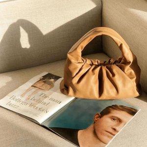 定价优势+再8折BV 新款牛角包 自带高级感和辨识度 时髦精新宠