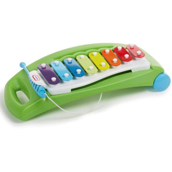 儿童小木琴玩具