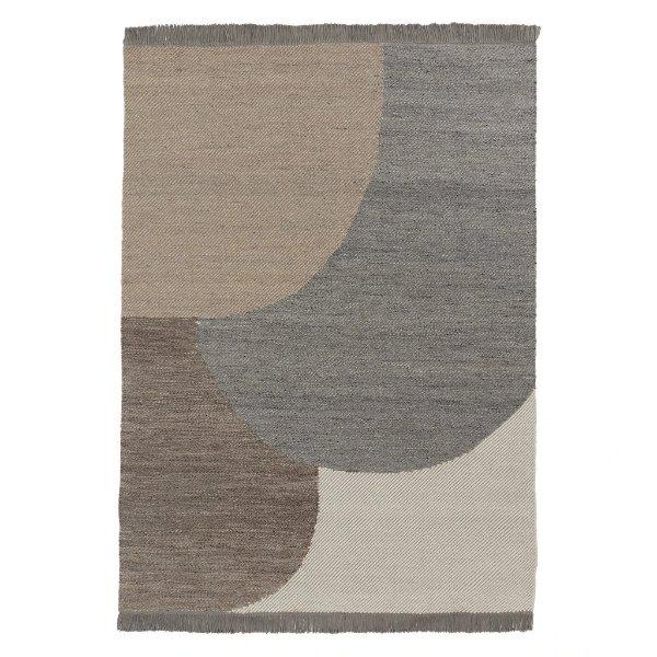 Umari 100%羊毛拼色地毯 2尺寸可选