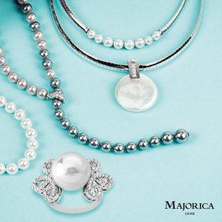 新品登场  精致珍珠手链$45起Majorica 首饰精选 网红珍珠配饰来袭 设计感超强
