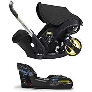 Doona 婴儿一体式安全座椅+推车
