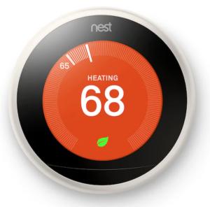 Google Nest Learning Thermostat 3代 智能温控器