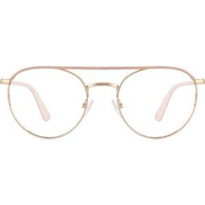 Green Aviator Glasses #159324 | Zenni Optical Eyeglasses