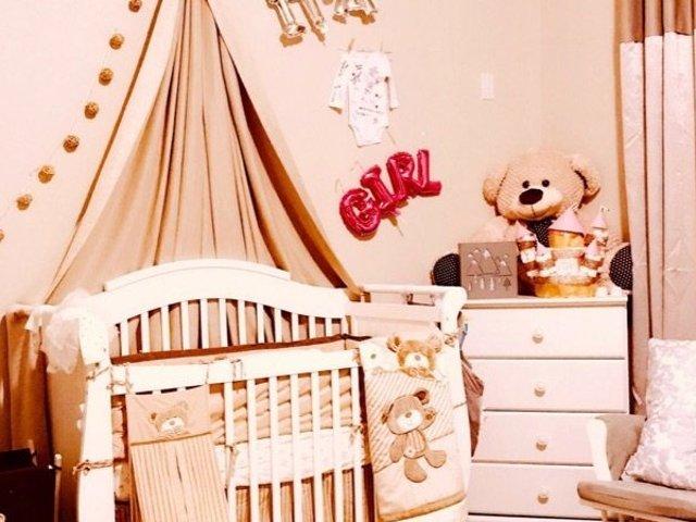 婴儿房布置|必备品推荐