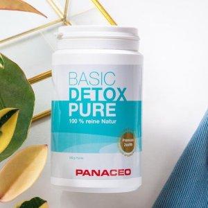 每天只需€0.25 肠道超轻松PANACEO 火山沸石排毒胶囊 排出肠道毒素一身轻松 提高免疫力