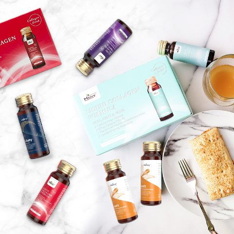 Extra 30% Off + purchase with giftDealmoon Exclusive: Heivy Liquid Collagen Formula Drink