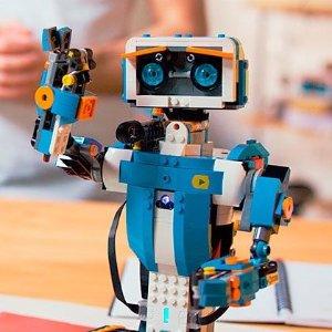 $218(原价$284.9)LEGO乐高 Boost系列 17101 可编程机器人