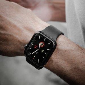 低至8折 €539收40mm黑色款黑五价:Apple Watch Series 5 GPS+Cellular版 运动时不带手机有它就够