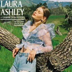 低至$10 美衣配饰 好看不贵Laura Ashley X UO 独家合作款上新 仙女美衣满满春夏风