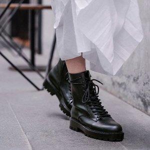 5折起+额外9折 £26收马丁靴上新:Charles & Keith官网 秋冬靴子专场热卖中 优雅气质美靴必入