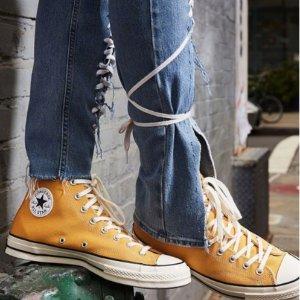 Converse官网 经典帆布鞋等促销 Chuck70也参加