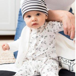 5折Hanna Andersson 秋冬童裝促銷 收不致敏有機棉服飾