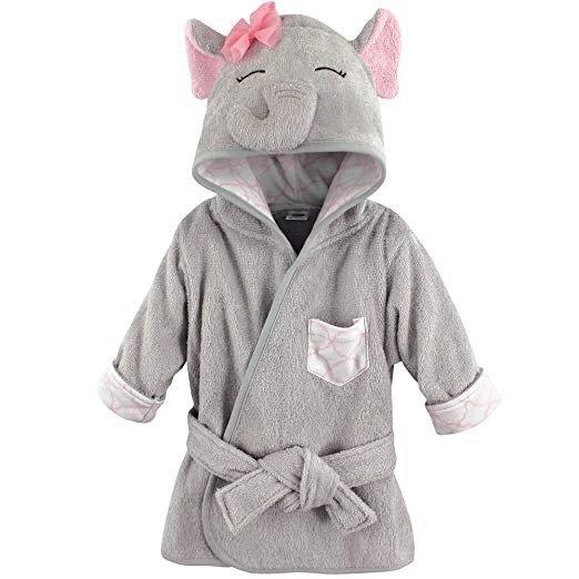 大象浴袍, 0-9 个月