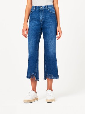 Hepburn High Rise Wide Leg