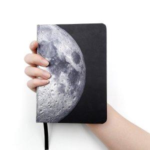 月球主题灵感AR笔记本