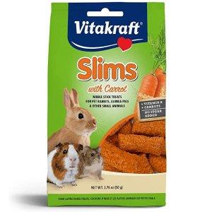 $0.79Vitakraft 胡萝卜味兔子小零食 豚鼠等小型动物也可食用