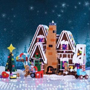 LegoGingerbread House 10267 | Creator Expert | Buy online at the Official LEGO® Shop US