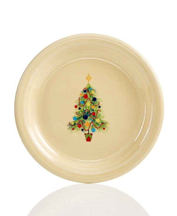 Christmas Tree Appetizer Plate