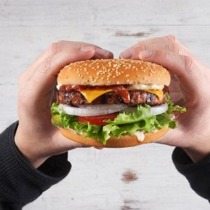 Free Beyond Famous StarCarl's Jr. August 15 Limited time Burger Offer