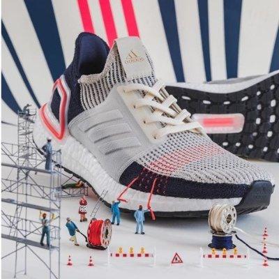 好马配好鞍 £140收联名款运动鞋Adidas 运动型男看过来 下一个彭于晏就是你