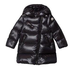 低至6折+满额最高额外8折Moncler 儿童服饰热卖 反季收秋冬款实惠又时尚
