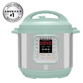 $57.59Instant Pot DUO 6夸脱 七合一多功能电压力锅 薄荷绿