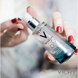VichyMineral 89 Hyaluronic Acid Gel Face Moisturizer | Vichy Skin Care
